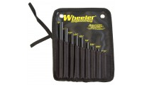 Wheeler Engineering Kit Chasse Goupilles Starter 9-Pièces