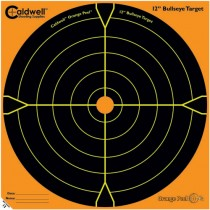 Caldwell Orange Peel Cible 30cm Autocollante Bullseye x50