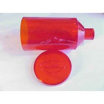 Lee Parts Hopper/Cov(Round/Red