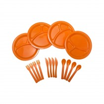 UST Set Pique-nique Orange