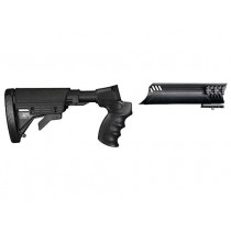 Advanced Technology Kit Crosse Tactique Mossberg 500, 590, 835, Maverick 88 Noir