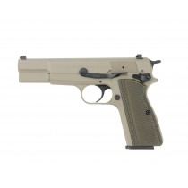 Pachmayr G10 Tactical Grips Browning HI Green/Black Checkered