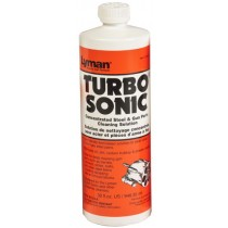 Lyman Turbo Sonic Gun Parts Cleaning Solution de Nettoyage Ultrasons 946ml
