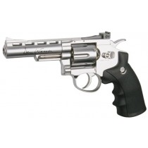 ASG Dan Wesson Chrome Co2 Pistolet Airsoft GNB