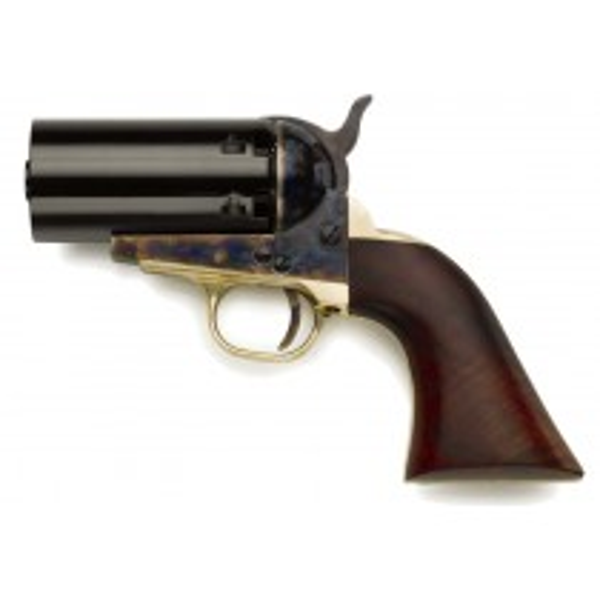 Pietta YAN36PP Revolver Poudre Noire 1851 Navy Yank Acier Pepperbox Cal.36