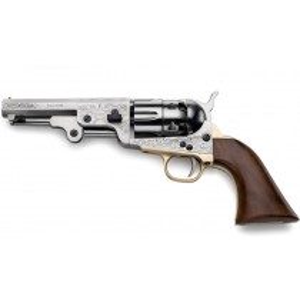 Pietta YAOM36 Revolver Poudre Noire 1851 Navy Yank Acier Old Model Cal.36