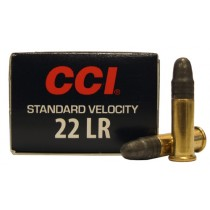 CCI Cartouches 22 Long Rifle Standard par 5000