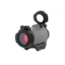 Aimpoint 200679 Viseur AP Micro H-2 2MOA Cerakote Tungsten Limited Edition