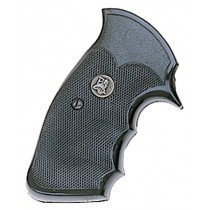 "Pachmayr Gripper Professional Grips with Open Back Strap S & W, ""N"" Frame Square"