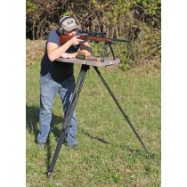 MTM High-Low Shooting Table Support De Tir