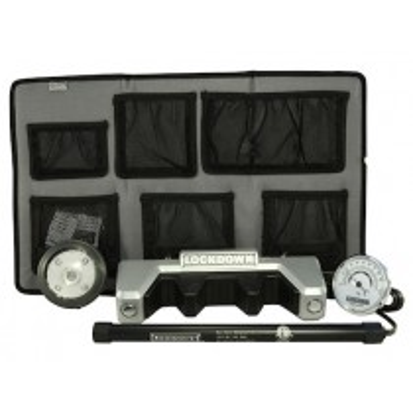 LOCKDOWN Kit Deluxe Accessoires Pour Coffre Fort