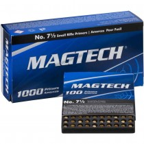 Magtech Amorces Small Rifle x1000