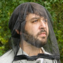 UST No-See-Um Head Net Filet De Tête Anti-Moustiques Insectes