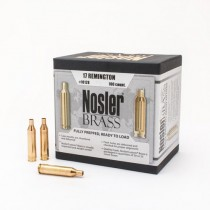 Nosler Custom Douilles 17 Remington x100