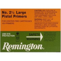 Remington Amorces Large Pistol #1 1/2 x1000