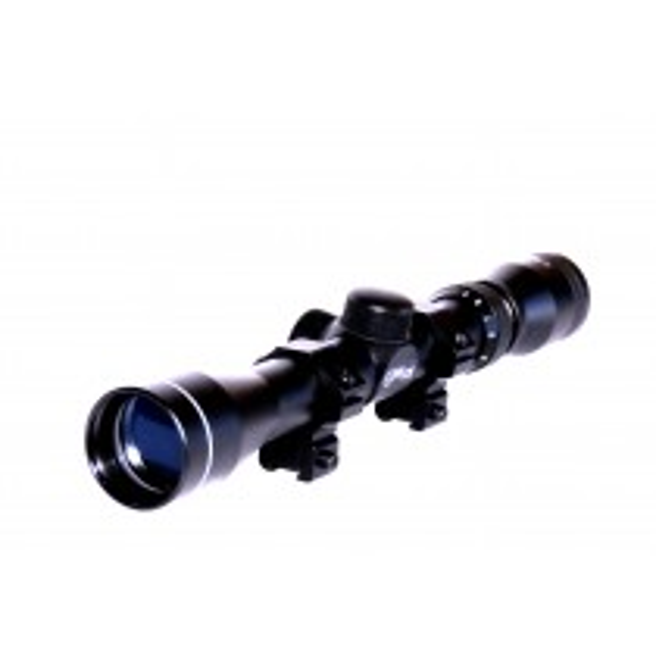 "Sun Optics USA CS22-3932RR Heavy Duty Lunette De Tir 3-9x32 Avec Bagues 1"""