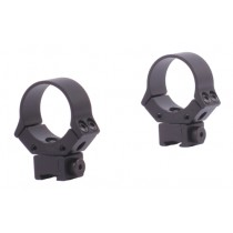 Sun Optics USA Bagues 30mm Armes A Air Comprimé Noires