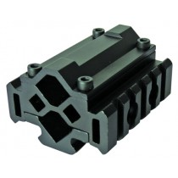 Sun Optics USA Adaptateur Universel Tri-Rail Pour Canon 12.9-19.8mm