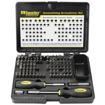 Wheeler Engineering 89-Pièces Professional-Plus Kit de Tournevis Armurier