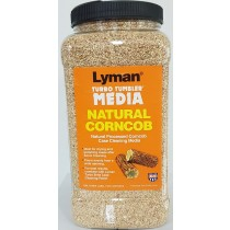 Lyman Media Medium Natural Corncob 1.58kg