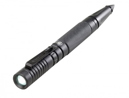 Smith & Wesson Stylo Tactique & Lampe LED Self Defense